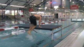 Svømmebane militær femkamp