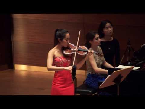 """Verena Chen - Tchaikovsky """"Souvenir d'un lieu cher"""" - Meditation (1)"""