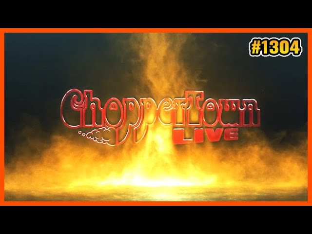 Born To Ride TV - Choppertown Up Close & Personal