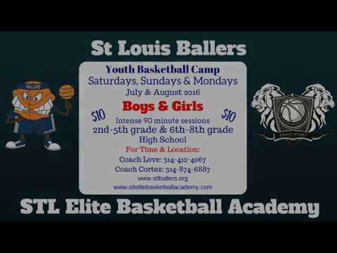 St Louis Ballers 2016 Basketball Camp