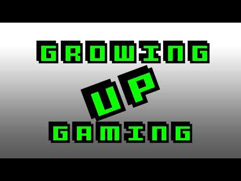 Growing Up Gaming Episode 35: Connor Irving