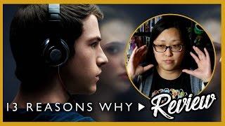 13 REASONS WHY Season 1 Review (Netflix TV Show)   Reel Reviews