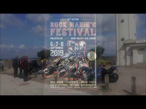 Rock Marin's Festival Et Camp Militaire De L' Oncle Sam Le Portel Plage