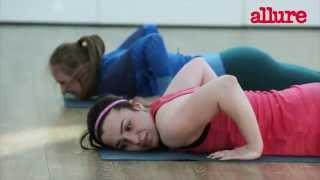 """Фитнес-битва трех девушек за идеальную фигуру – """"Стань лучше!"""", третья серия"""