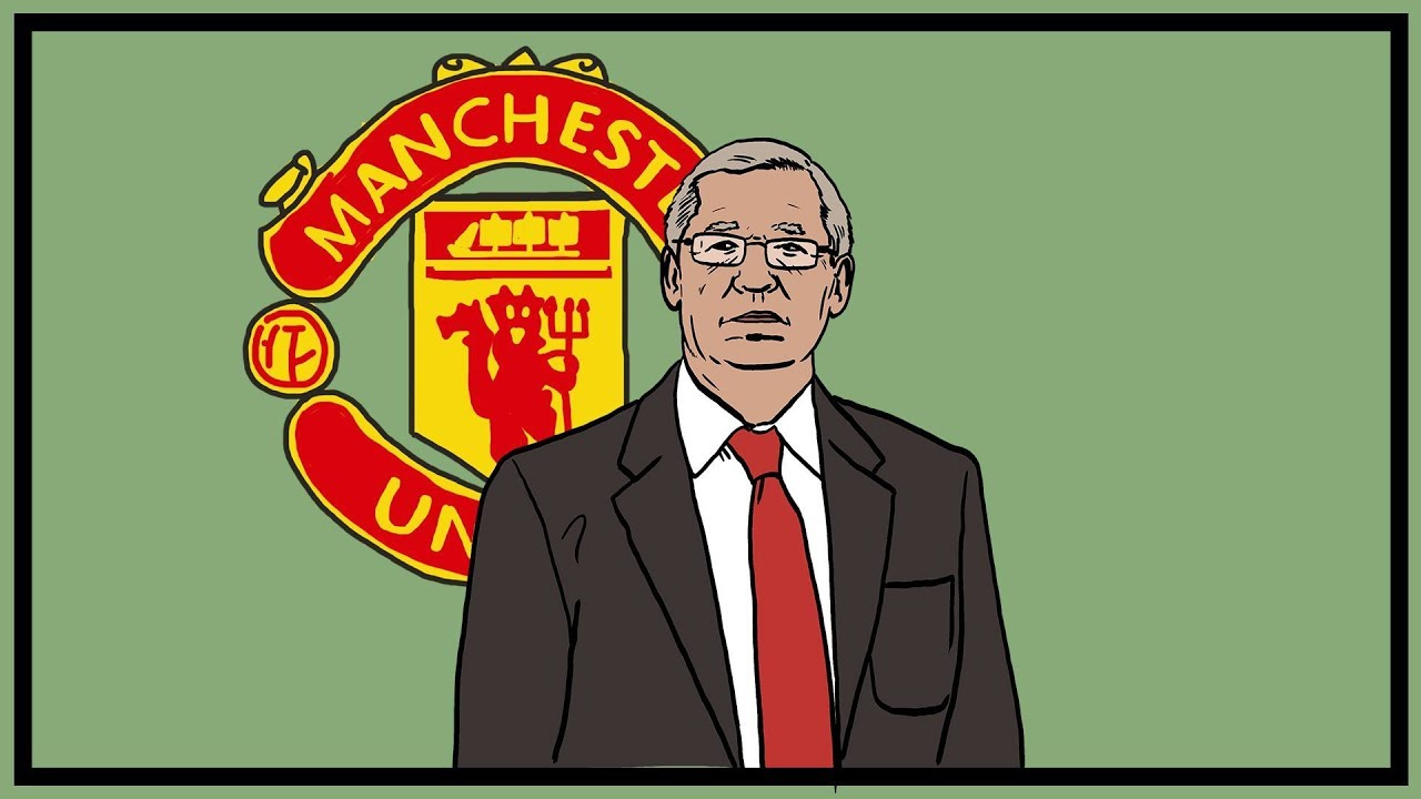 Ferguson's Last Season at Manchester United