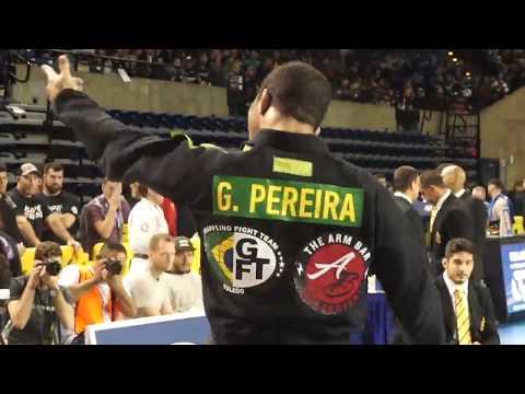 Can Pereira repeat Meregali's success at 2018 IBJJF Worlds?