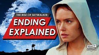 STAR WARS: The Rise Of Skywalker Ending Explained Breakdown + Full Movie Spoiler Talk Review