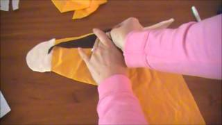 How-to Sew A Stick Horse Part 2 - Sewing