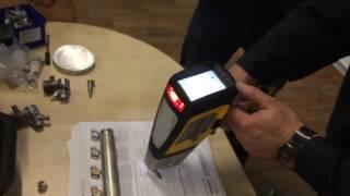 анализатор, спектрометр химического состава металла и сплавов Olympus Delta Professional(, 2016-11-27T15:24:31.000Z)