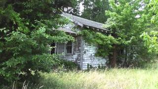 Abandoned House in Colonial Beach Virginia