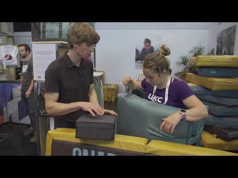 SNAP - Guts + Grand Guts Bouldering pad