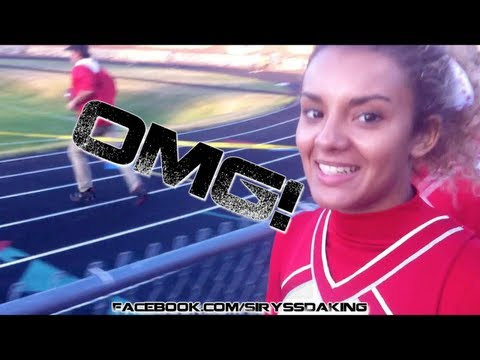 SiRySs Vlog - High School Football Game (Ottumwa vs. Des Moines East)