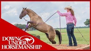 Clinton Anderson: Method Ambassador Jacqueline Silva - Downunder Horsemanship