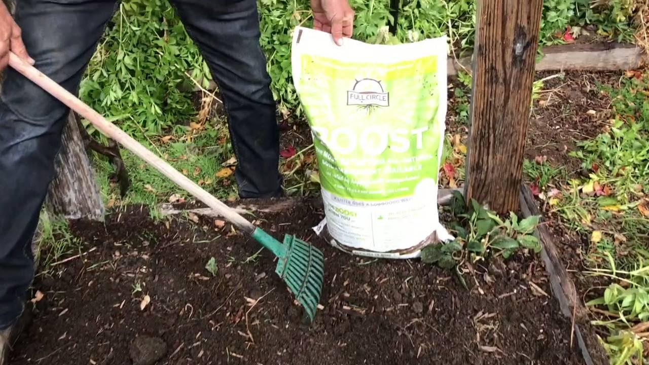 Winterize Your Garden With Farmer Craig