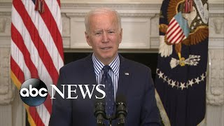 'Help is on the way:' Biden speaks after Senate passes COVID bill   ABC News