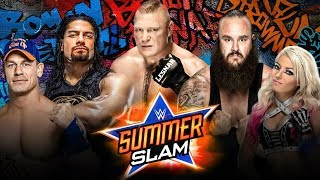 Ups & Downs Heading Into WWE SummerSlam 2017