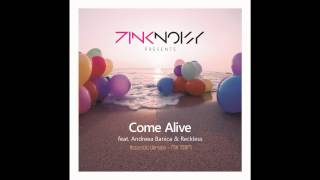 Pink Noisy   Come Alive feat  Andreea Banica & Reckless Acoustic Version   MX Team