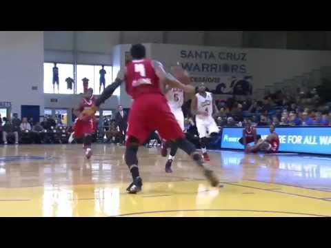 Derek Cooke Jr highlights reel
