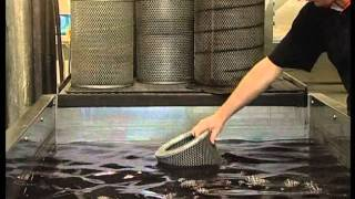 Air Filter Cleaning