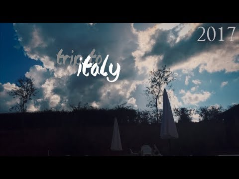 Trip To Italy 2017 || Travel Vlog