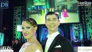 Approach the Bar with DanceBeat!DBDC 2018! Amateur Standard! Florin and Natalia!
