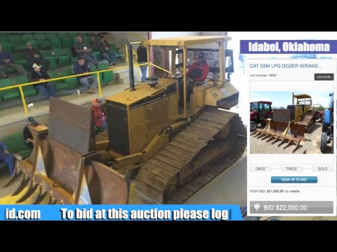 Facebook Livestream: Brinkley Auctions