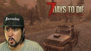 7 DAYS TO DIE - ALPHA 17