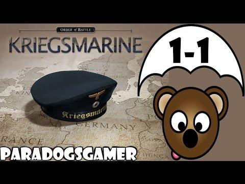 Order of Battle | Kriegsmarine | Danzig Bay | Part 1