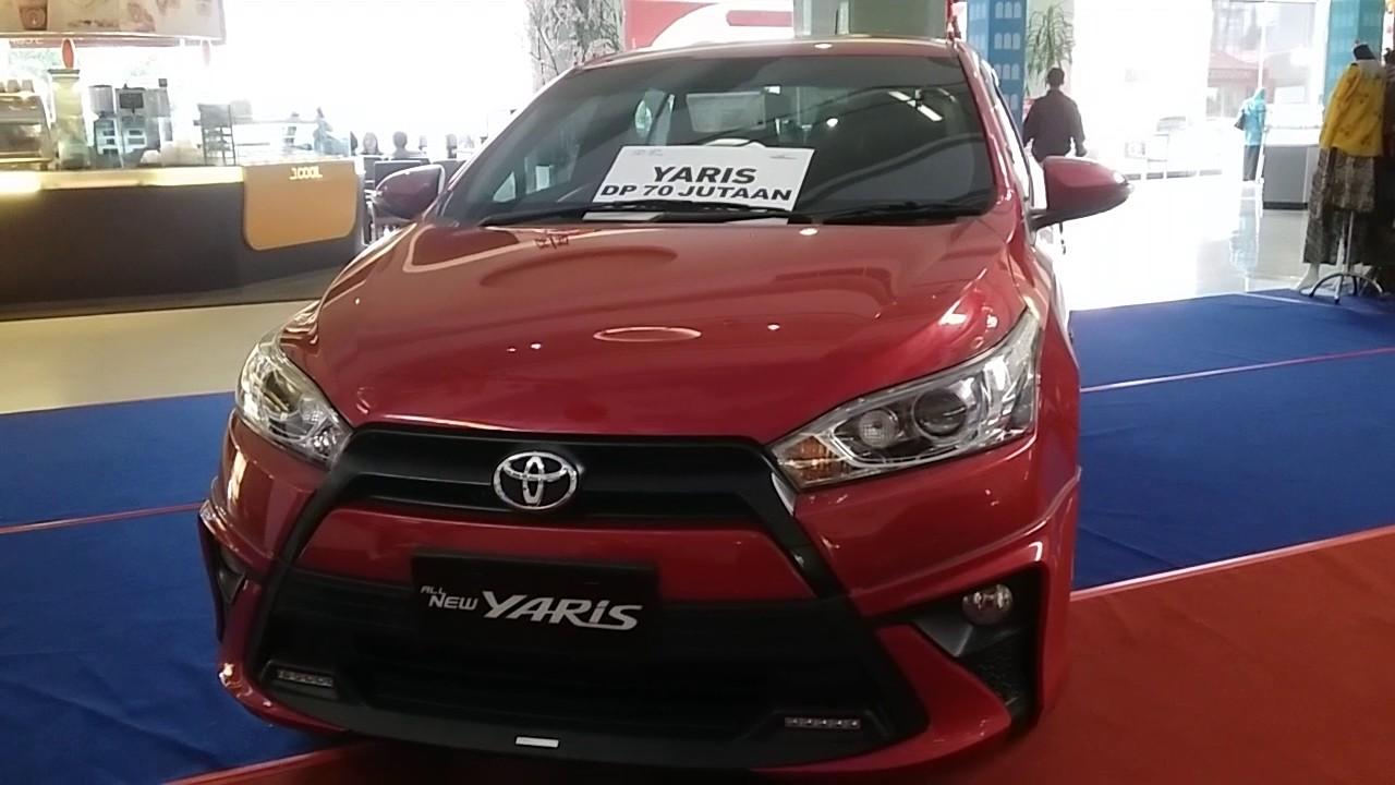 Toyota Yaris Trd Merah Grand New Avanza Vs Xpander All Warna Hadir Sebagai Penantang Honda Jazz