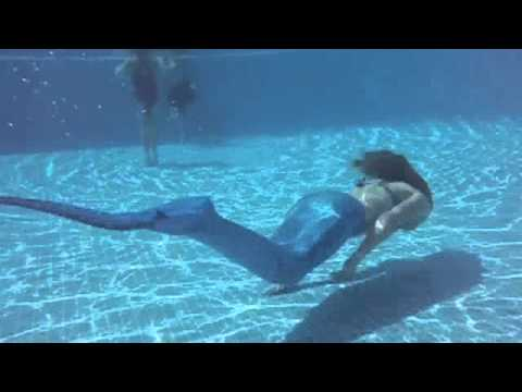 Swimming In Mermaid Tails For Sale Doovi