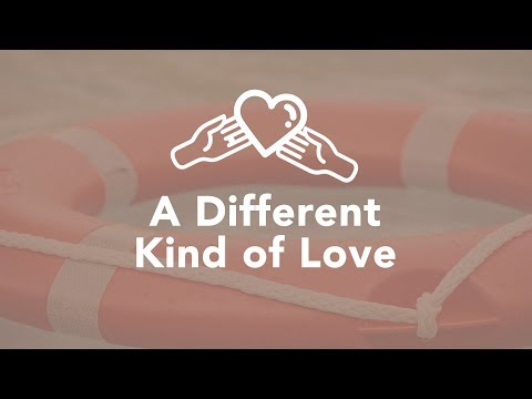 A Different Kind of Love - Bruce Downes The Catholic Guy