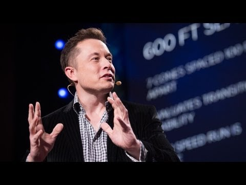 The mind behind Tesla, SpaceX, SolarCity ... | Elon Musk