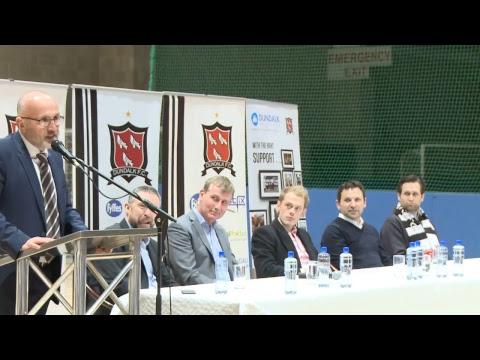 🎙️ Dundalk FC - Live Stream