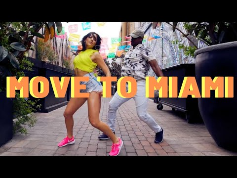 MOVE TO MIAMI-Enrique Iglesias || @itsabiperl @m_majorslf Choreography