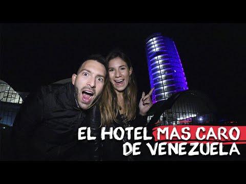 fuimos al HOTEL más COSTOSO de VENEZUELA. Cuánto cuesta? Vale la pena?. Hotel Humboldt, Venezuela.