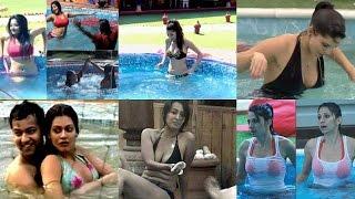 Video From Sunny Leone to Monalisha, 7 Bigg Boss bikini babes download MP3, 3GP, MP4, WEBM, AVI, FLV Mei 2018