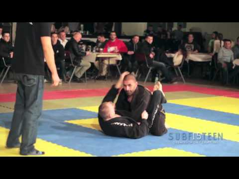 SUBF15TEEN   Jakub Alchimowicz VS Mahli Hardip