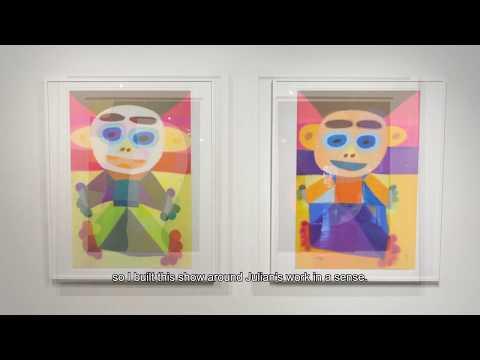Arts Project Australia Artist Profile: Alex Baker on Julian Martin