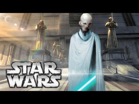Supreme Leader Snoke a Jedi