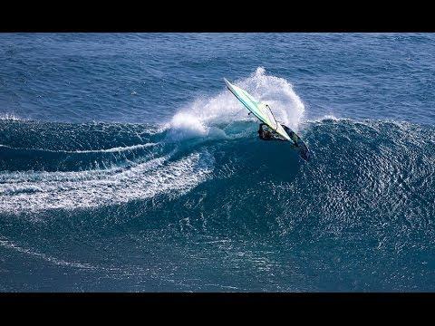 Windsurf Nouvelle-Calédonie - Ténia