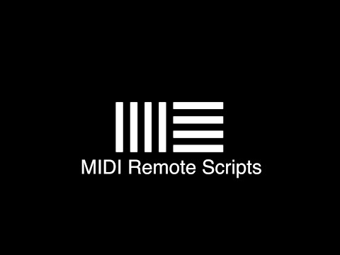 MIDI Remote Scripts for Ableton Live 9.7.1