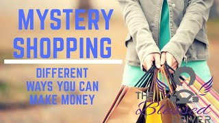 Can you make a living doing mystery shopping & audits?