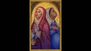 Modlitba k sv. Perpetue a Felicite na ochranu tehotných a mamičiek malých bábätok