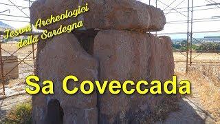 il Dolmen di Sa Coveccada - Tesori Archeologici della Sardegna