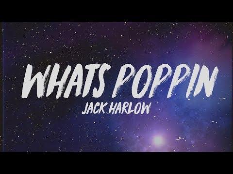 Jack Harlow - WHATS POPPIN (Lyrics)