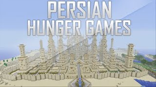 Persian Hunger Games Download Trailer! Minecraft Xbox 360 Edition
