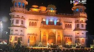 o re piya rahat fateh ali khan show on p.t.v by amjad shah (part1)