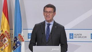 Galicia cierra la hostelería en las ciudades y 53 municipios