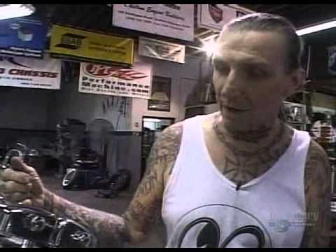 The Great Biker Build Off 4 - Billy Lane Vs Indian larry