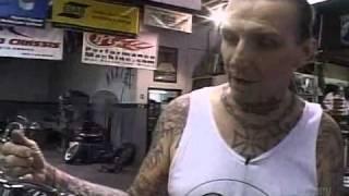 The Great Biker Build Off 4 - Billy Lane Vs Indian larry